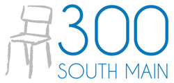 300 South Main Logo